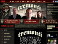 Tremonti Official Website