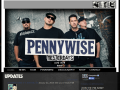 Pennywise Official Website