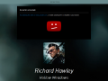 Richard Hawley Official Website