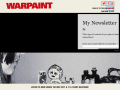 Warpaint Official Website