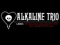 Alkaline Trio Official Website