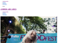 Amber Arcades Official Website