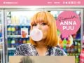 Anna Puu Official Website