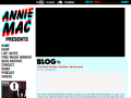 Annie Mac Official Website