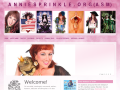 Annie Sprinkle Official Website