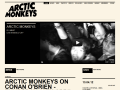 Arctic Monkeys Official Website