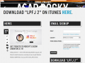 A$AP Rocky Official Website