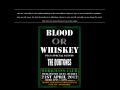 Blood or Whiskey Official Website