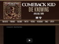 Comeback Kid Official Website