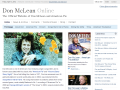Don McLean Official Website