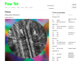 Four Tet Official Website