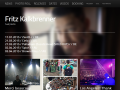 Fritz Kalkbrenner Official Website