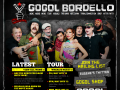 Gogol Bordello Official Website