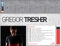 Gregor Tresher Official Website