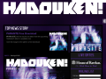 Hadouken! Official Website