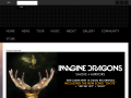 Imagine Dragons Official Website
