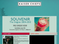 Kaiser Chiefs Official Website