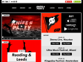 Knife Party Official Website