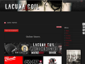 Lacuna Coil Official Website