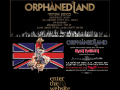 Orphaned Land Official Website