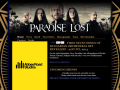 Paradise Lost Official Website