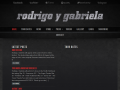 Rodrigo y Gabriela Official Website