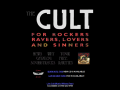 The Cult Official Website