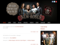 The New Roses Official Website