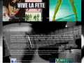 Vive la Fête Official Website