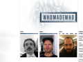 WhoMadeWho Official Website