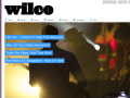 Wilco Official Website