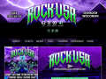 Rock USA Official Website