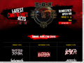 Bloodstock Open Air Official Website
