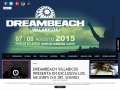 Dreambeach Festival Official Website