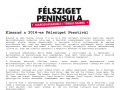 Félsziget Festival Official Website