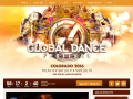 Global Dance Festival Colorado Official Website