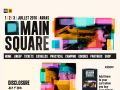 Main Square Festival Official Website