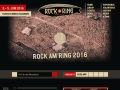 Rock am Ring Official Website