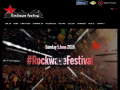 Rockwave Festival Official Website