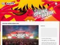 Sputnik Spring Break Official Website