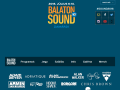 Balaton Sound Official Website