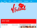 V Festival Weston Park Official Website